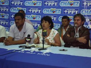 PPT ratifica el llamado a revisar los candidatos a los Consejos legislativos
