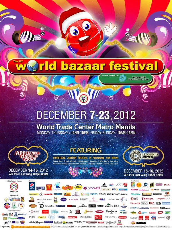 WBF 2012 Poster