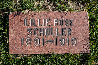 Lillie Rose Scholler