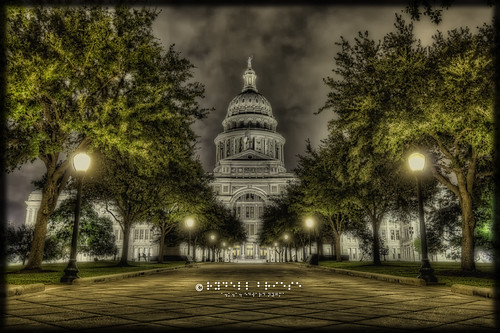 Texas State Capitol - 11th Street #1