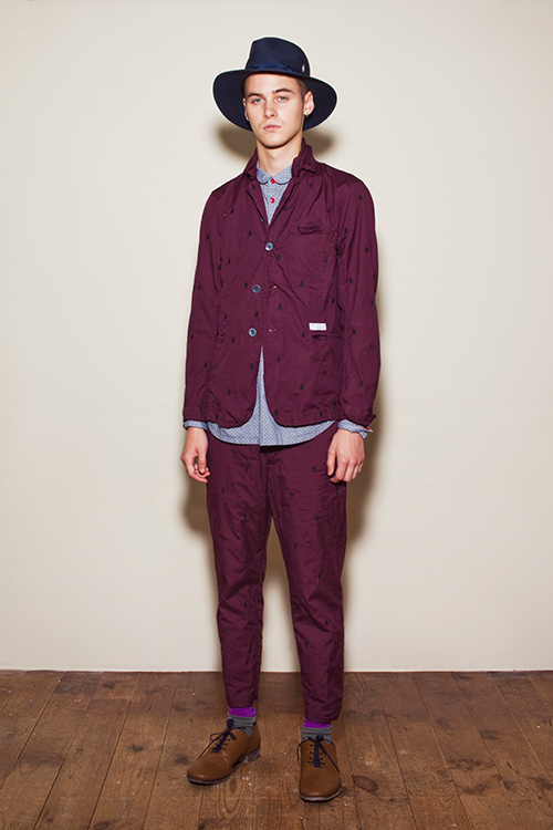 Joseph 0013_UNDERCOVERISM SS13 Lookbook(FASHION PRESS)