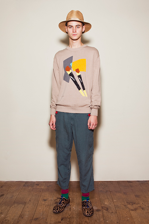 Joseph 0006_UNDERCOVERISM SS13 Lookbook(FASHION PRESS)