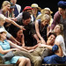 Roberto Alagna and The Royal Opera Chorus in L'elisir d'amore © Catherine Ashmore/ROH 2012