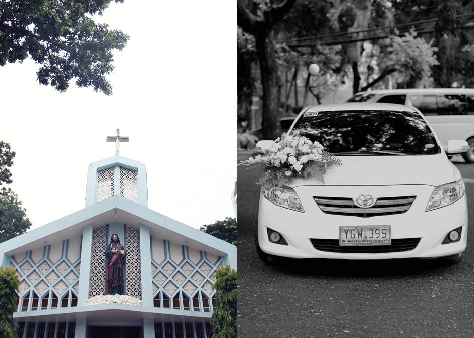 St Jude Church Wedding, Destination Wedding Cebu