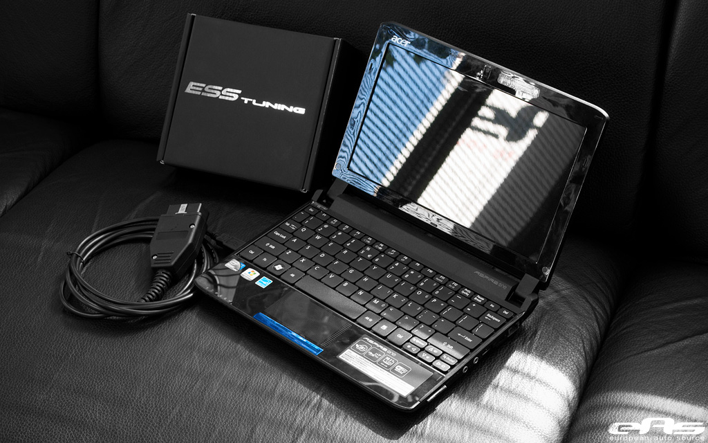 ESS E-Flash ECU Performance Software Cable Overview - BMW M3