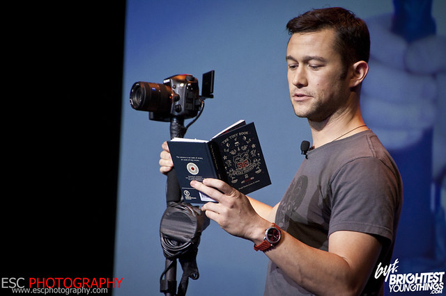 HitREcord with Joseph Gordon-Levitt