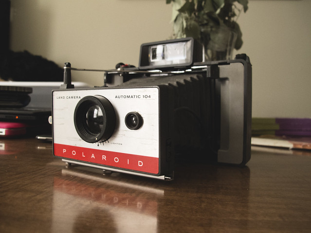 The Polaroid Land Camera