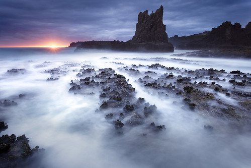 Cathedral Rocks by stevoarnold