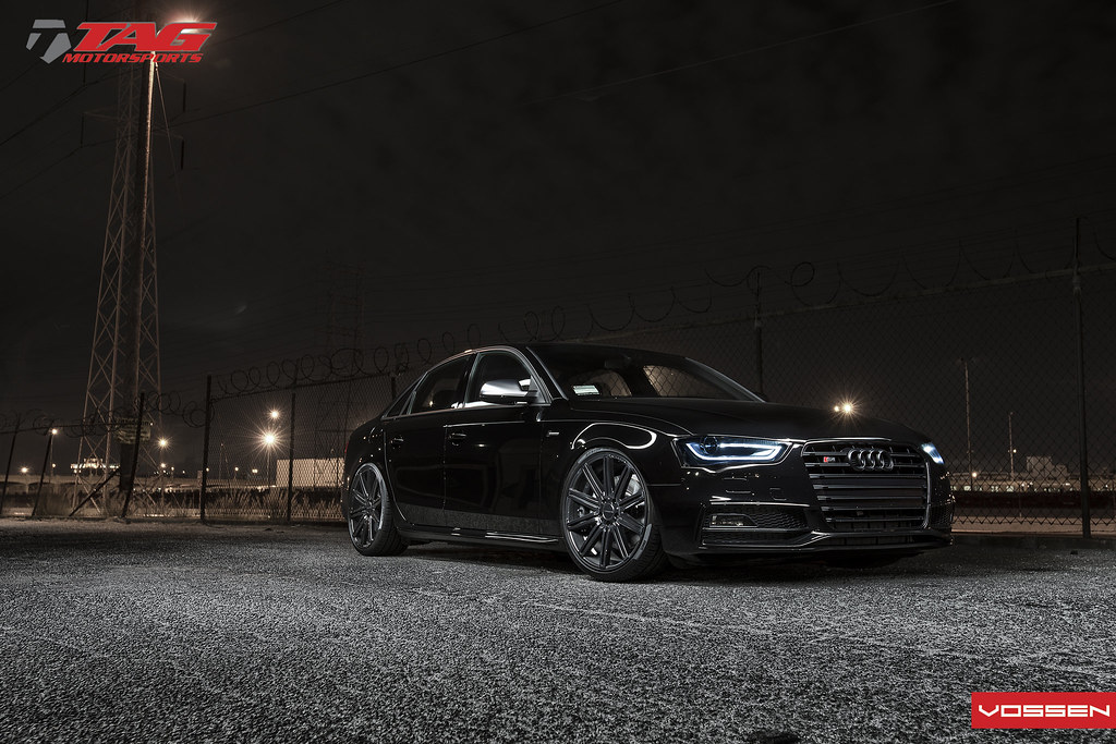 Audi S4 gets an extreme makeover from TAG Motorsports
