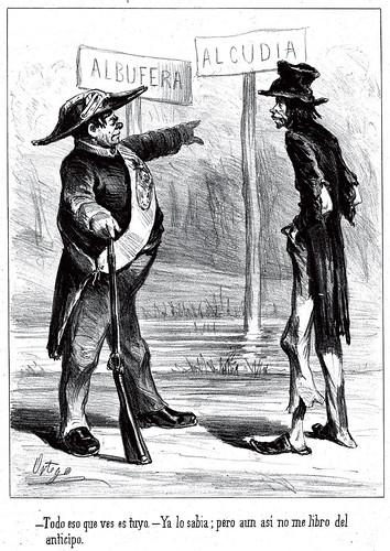 006-Revista Gil Blas 4 Marzo 1865-Francisco J. Ortego- Copyright Biblioteca Nacional de España