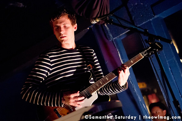 The Generationals @ The Echo, LA 11/14/12