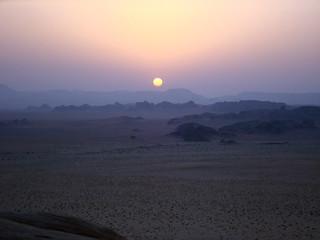 Wadi Rum, Jordan (desert)