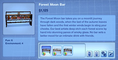 Forest Moon Bar
