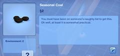 Seasonal Coal