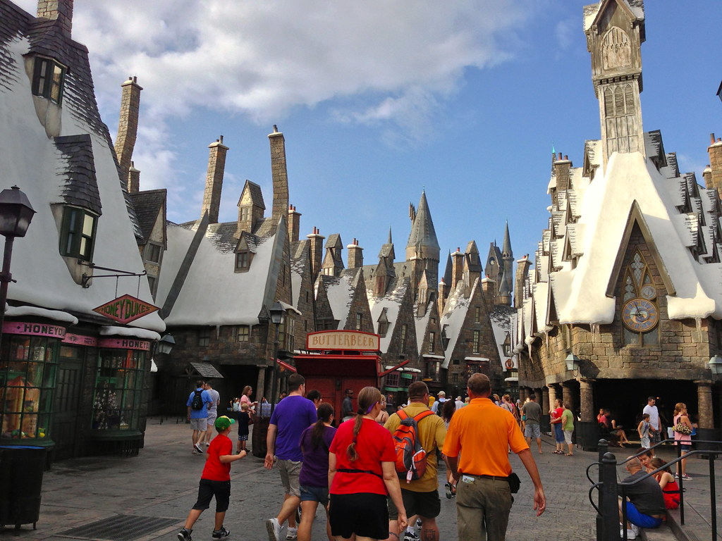Hogsmeade, Wizarding World of Harry Potter, Islands of Adventure