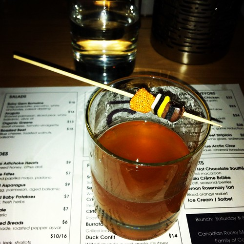 Sazerac from Bar C