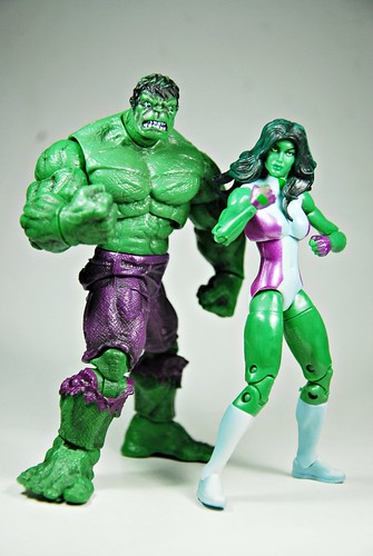 Marvel Universe: She-Hulk