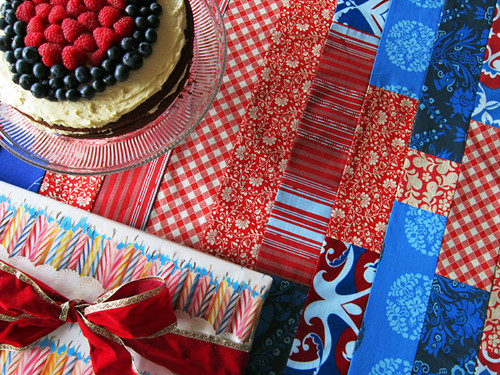 celebrations on Patchwork