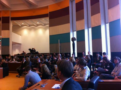 Global Entrepreneurship Week, Gouvernement Maastricht