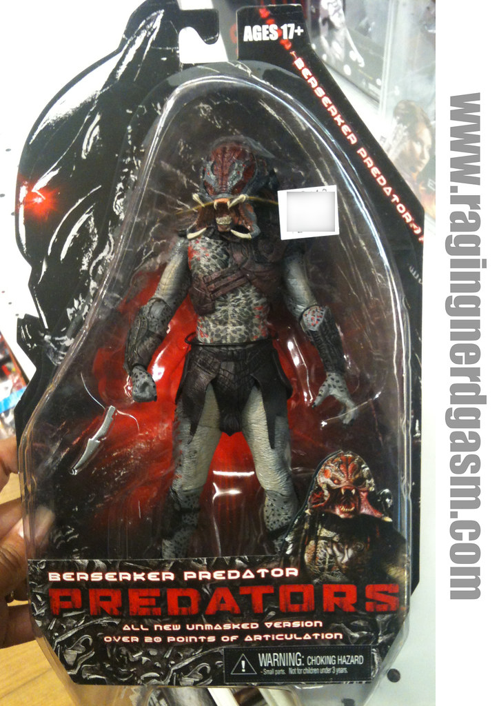 Classic Predators by NECA 004