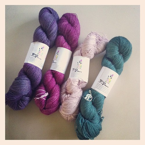 In love with these colors:) Innamorata di questi colori:)