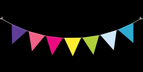 Bunting---Dots-and-Stripes---Rainbow---11