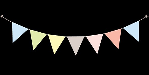 Bunting---Dots-and-Stripes---Rainbow---12