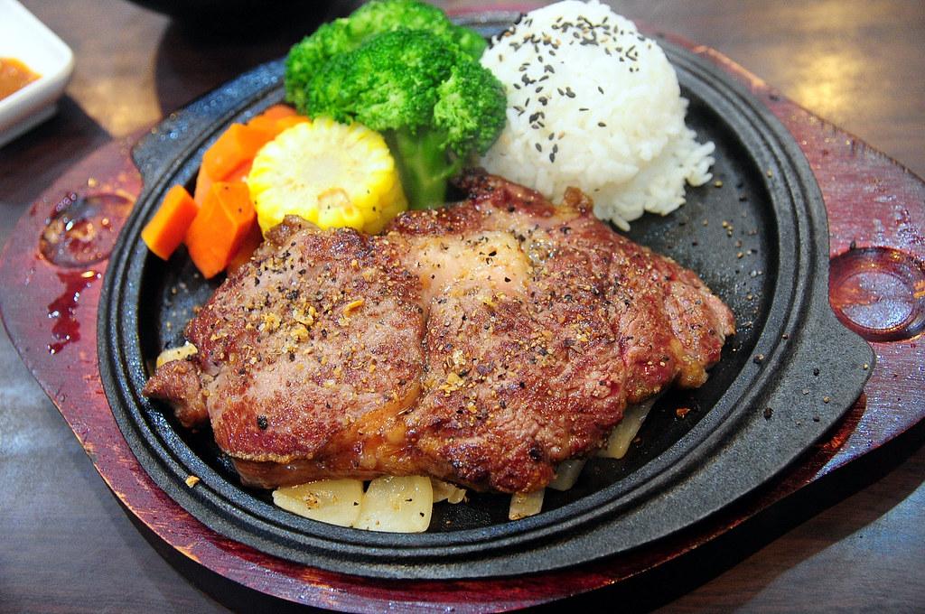 鈜景牛肉 - 沙朗牛排