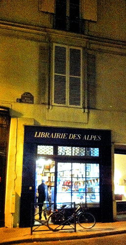 Bookshop at the End of the Universe by Paris Set Me Free