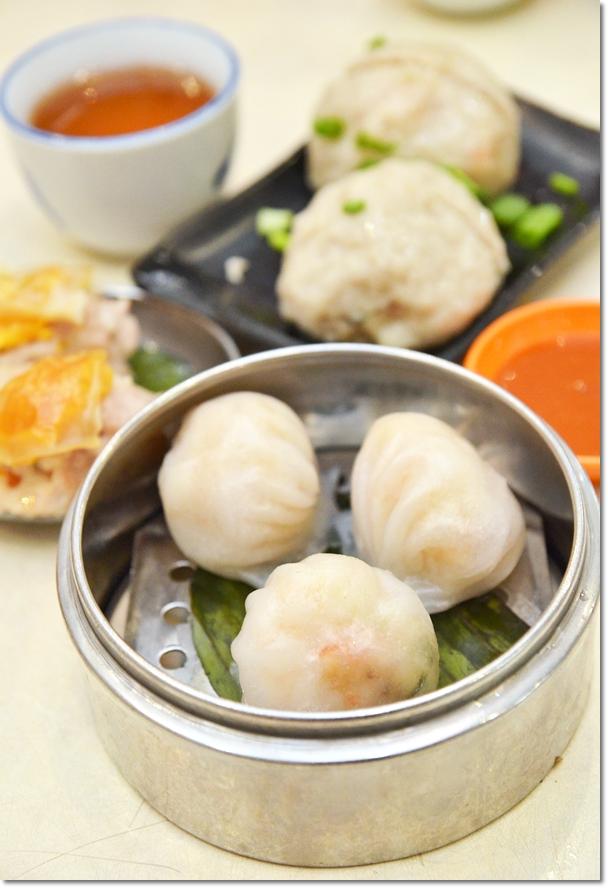 Har Gau - Prawn Dumplings