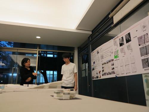 中原大學建築系評圖