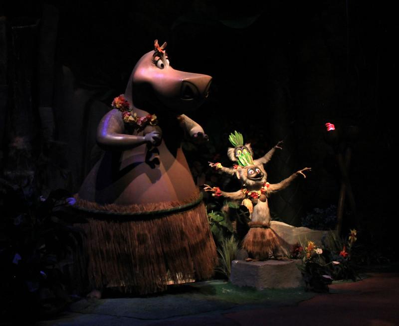 Universal Studios Singapore - Far Far Away & Madagascar