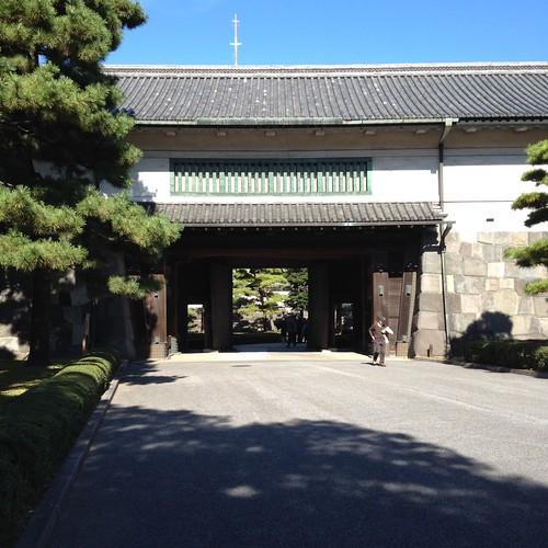 平川門 by haruhiko_iyota