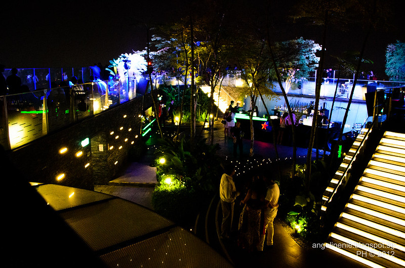 One Altitude Roof top bar