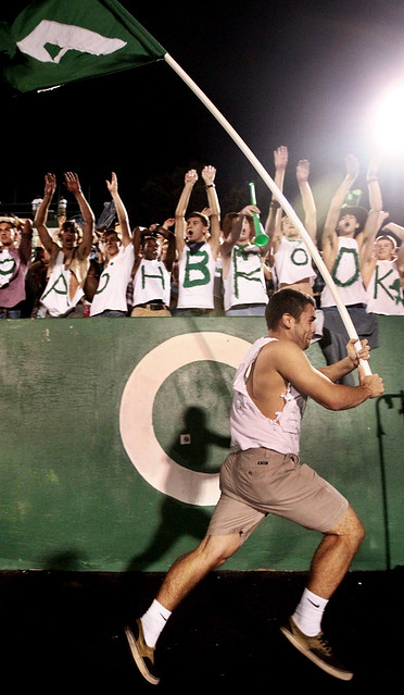 Football 2012: Ashbrook fans