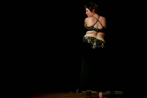 Cabaret belly dance