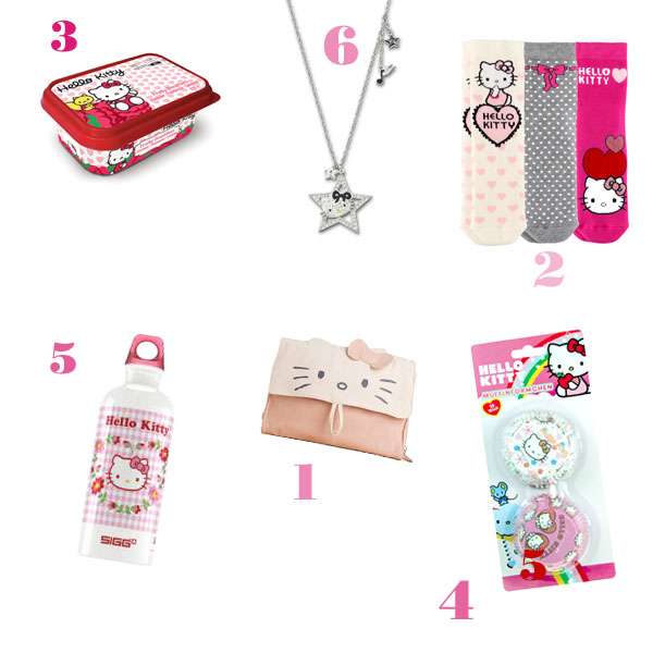 Simply girly: Hello Kitty!