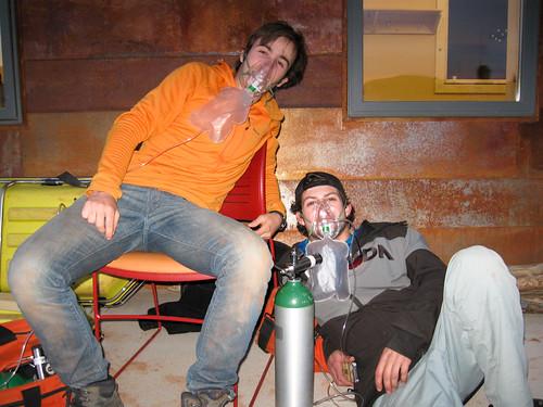 Oxygen guys - WEMT Lander Wyoming Nov 2012