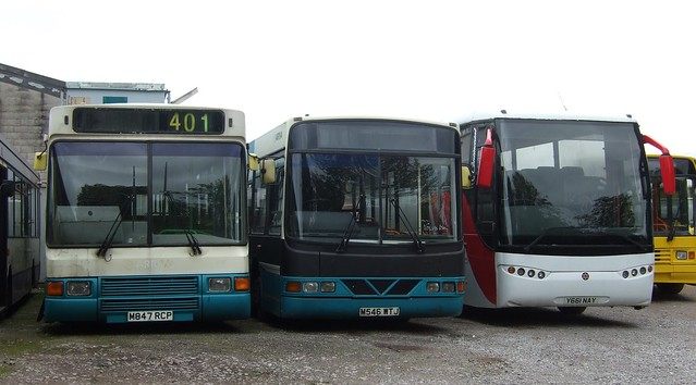 Steps For Buses : Arriva steps at stafford bus in flickr photo sharing