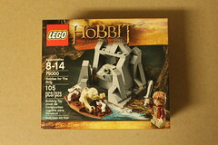 LEGO The Hobbit Riddles for The Ring (79000)