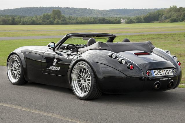 Wiesmann MF4-S Roadster   More Cars