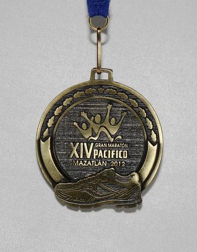 Maraton Pacifico Mazatlan 2012