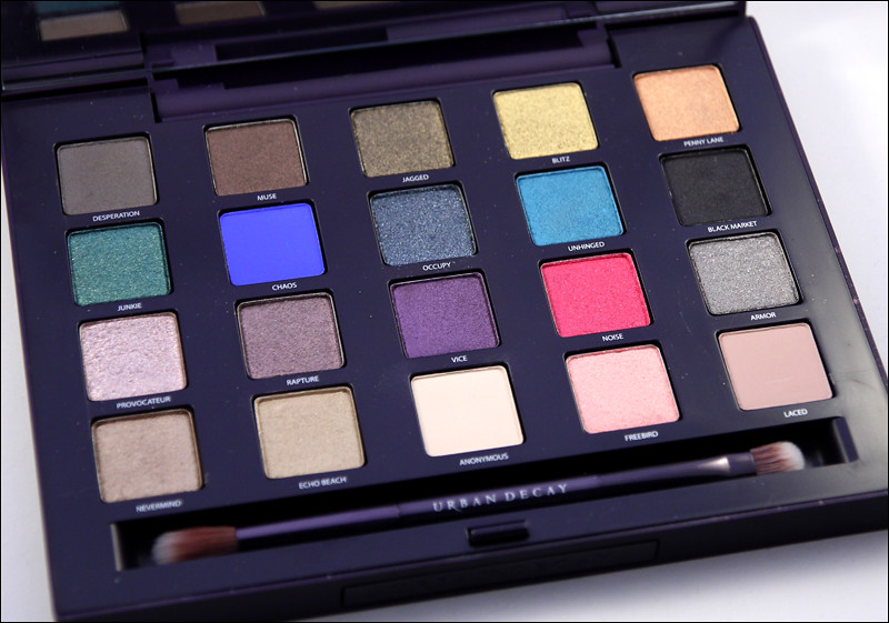 Urban Decay Vice palette2
