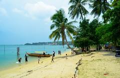 Holiday Resorts On Nongsa Beach
