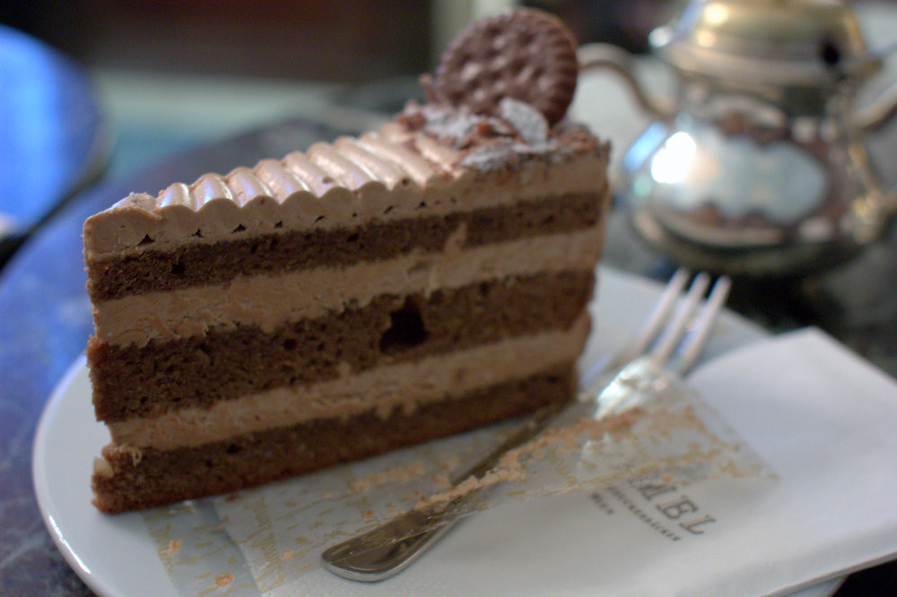 demel chocolate cake