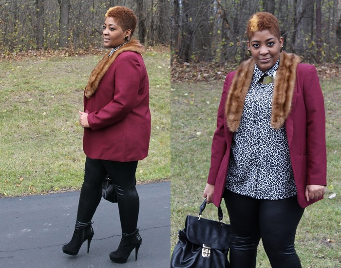 Style Chic 360 - Thrifted Plus size Outfit