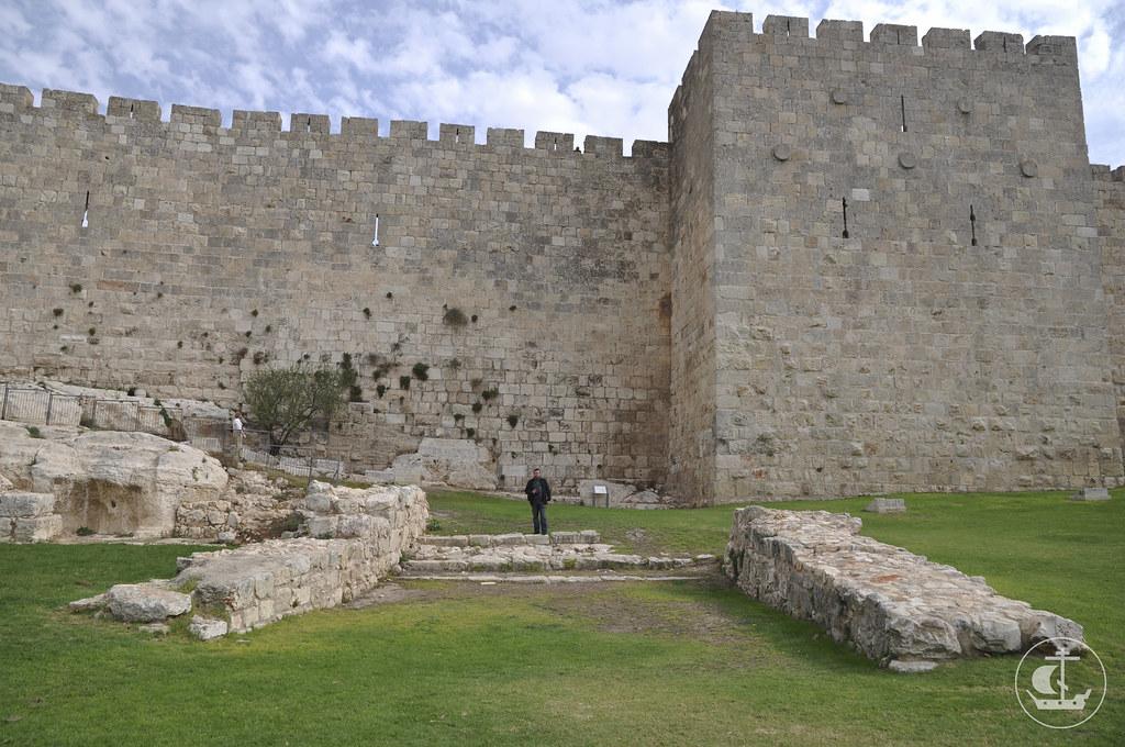 Иерусалим. Ворота ессеев