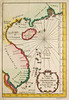 Bellin, J.N. - Carte des Costes de Cochin Chine, Tunquin et Partie de celles de la Chine., published in Amsterdam, 1773