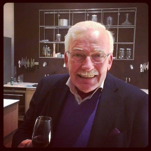 Bo Hagström med Solens vin