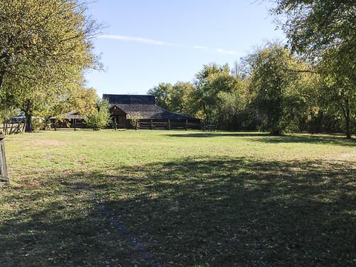 Cedar Hill State Park Penn Farm-1819